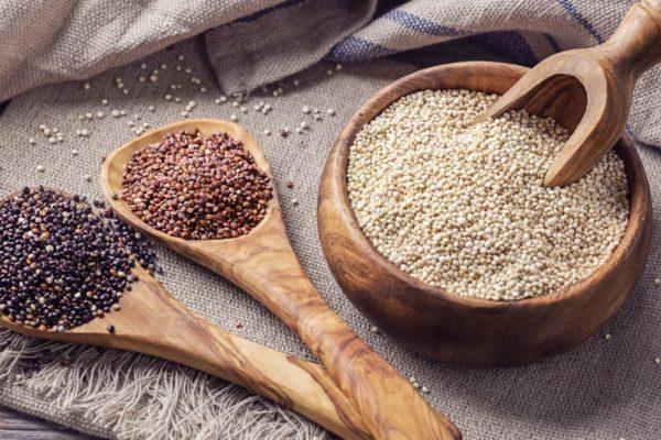 Grains - quinoa-min