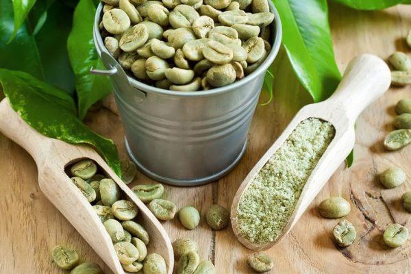 Powder - green coffee powder-min
